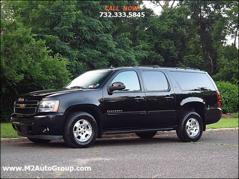 2011 Chevrolet Suburban for sale at M2 Auto Group Llc. EAST BRUNSWICK in East Brunswick NJ