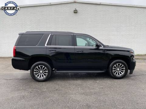 2018 Chevrolet Tahoe for sale at Smart Chevrolet in Madison NC