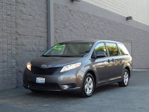 2011 Toyota Sienna for sale at Gilroy Motorsports in Gilroy CA