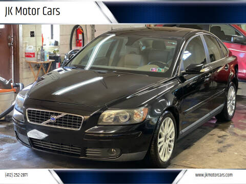 2005 Volvo S40 for sale at JK Motor Cars in Pittsburgh PA