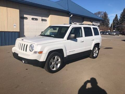 2014 Jeep Patriot for sale at CItywide Auto Credit in Oregon OH