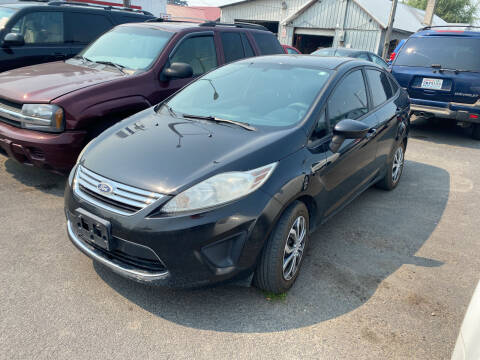 2011 Ford Fiesta for sale at Cliff's Qualty Auto Sales in Spokane WA