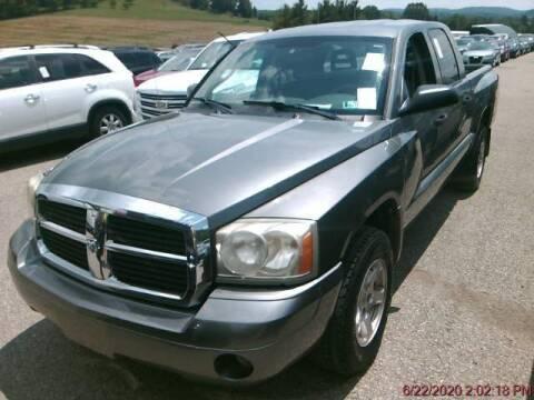 2007 Dodge Dakota for sale at Kansas Car Finder in Valley Falls KS