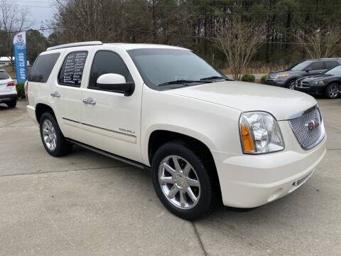 2014 GMC Yukon for sale at Auto Class in Alabaster AL