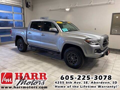 2017 Toyota Tacoma for sale at Harr's Redfield Ford in Redfield SD