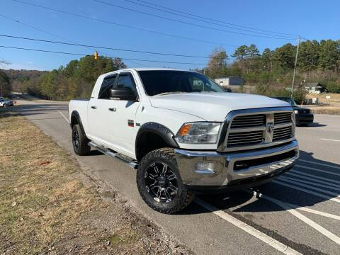 2011 RAM Ram Pickup 2500 for sale at Anaheim Auto Auction in Irondale AL