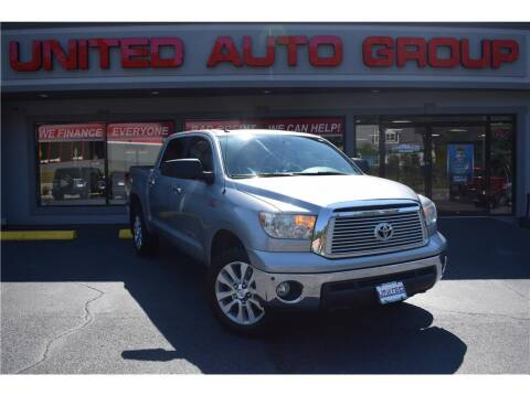 2013 Toyota Tundra for sale at United Auto Group in Putnam CT
