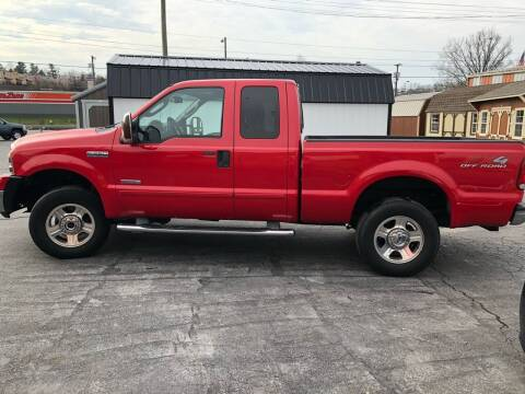 2007 Ford F-250 Super Duty for sale at Country Auto Sales Inc. in Bristol VA