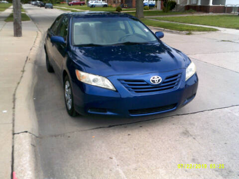 2008 Toyota Camry for sale at Fred Elias Auto Sales in Center Line MI