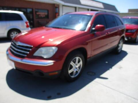 2007 Chrysler Pacifica for sale at Eden's Auto Sales in Valley Center KS