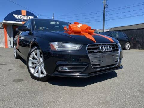 2013 Audi A4 for sale at OTOCITY in Totowa NJ