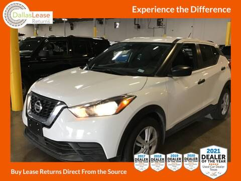 2020 Nissan Kicks for sale at Dallas Auto Finance in Dallas TX