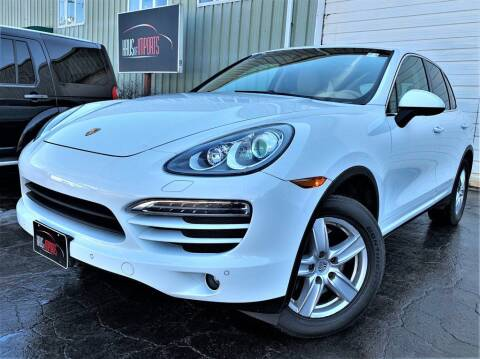 2013 Porsche Cayenne for sale at Haus of Imports in Lemont IL