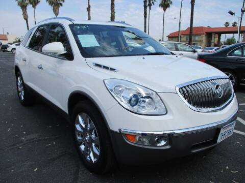 2012 Buick Enclave for sale at F & A Car Sales Inc in Ontario CA