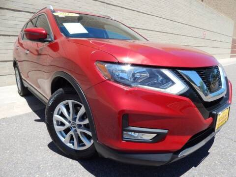 2017 Nissan Rogue for sale at Altitude Auto Sales in Denver CO