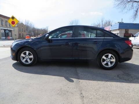 2011 Chevrolet Cruze for sale at The Car Lot in New Prague MN