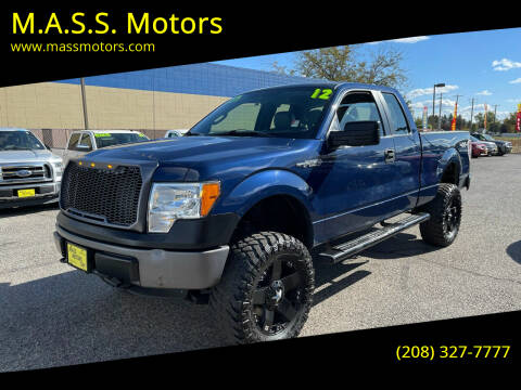 2012 Ford F-150 for sale at M.A.S.S. Motors in Boise ID