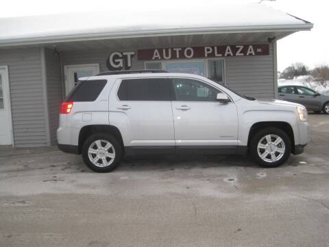 2014 GMC Terrain for sale at G T AUTO PLAZA Inc in Pearl City IL