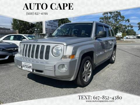 2008 Jeep Patriot for sale at Auto Cape in Hyannis MA