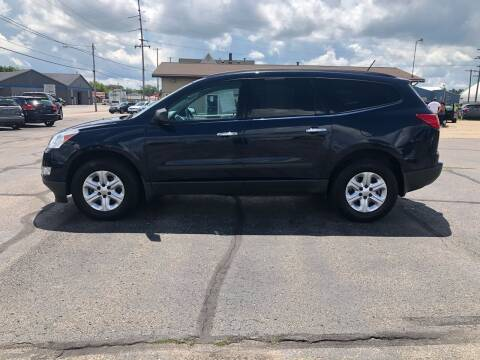2010 Chevrolet Traverse for sale at Mike's Budget Auto Sales in Cadillac MI