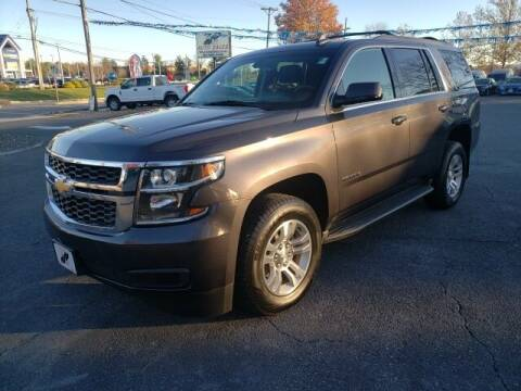 2017 Chevrolet Tahoe for sale at Hi-Lo Auto Sales in Frederick MD