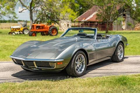 1970 Chevrolet Corvette for sale at STREET DREAMS TEXAS in Fredericksburg TX