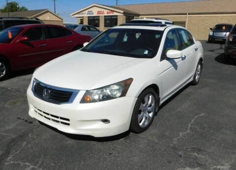 2008 Honda Accord for sale at Will Deal Auto & Rv Sales in Great Falls MT