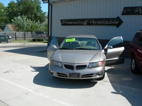 2003 Pontiac Bonneville for sale at The Auto Specialist Inc. in Des Moines IA