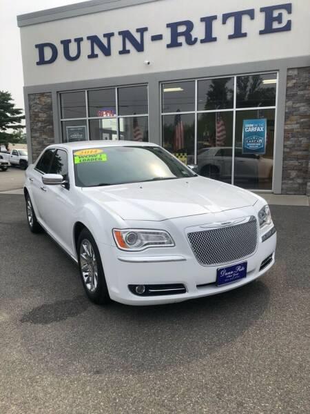 2014 Chrysler 300 for sale at Dunn-Rite Auto Group in Kilmarnock VA