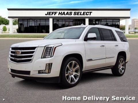 2016 Cadillac Escalade for sale at JEFF HAAS MAZDA in Houston TX