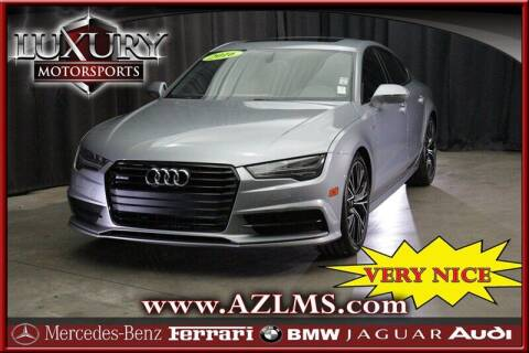 2016 Audi A7 for sale at Luxury Motorsports in Phoenix AZ