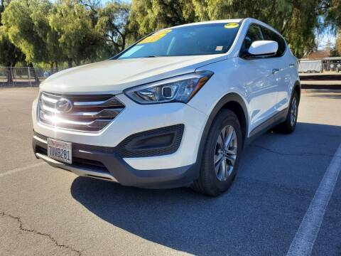 2016 Hyundai Santa Fe Sport for sale at ALL CREDIT AUTO SALES in San Jose CA