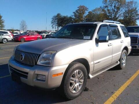 2007 Mercury Mountaineer for sale at DREWS AUTO SALES INTERNATIONAL BROKERAGE in Atlanta GA