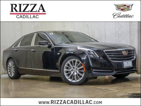 2017 Cadillac CT6 for sale at Rizza Buick GMC Cadillac in Tinley Park IL