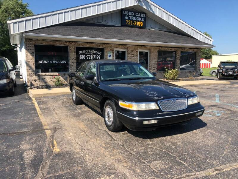 1995 Mercury Grand Marquis for sale at Imlay City Auto Sales LLC. in Imlay City MI