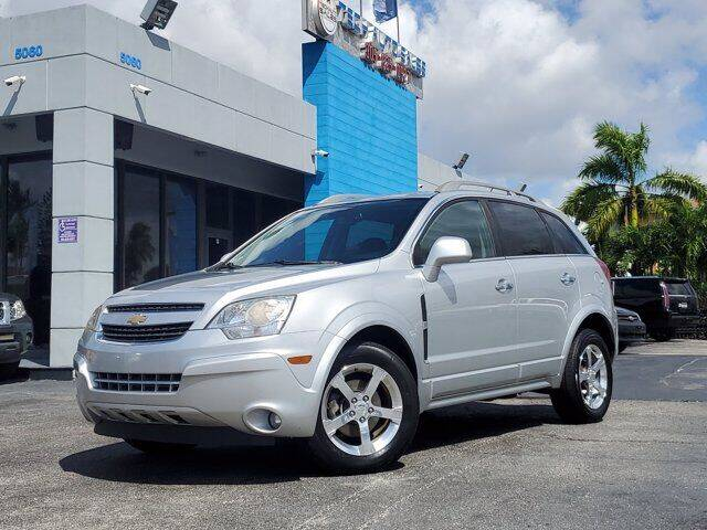 2013 Chevrolet Captiva Sport for sale at Tech Auto Sales in Hialeah FL