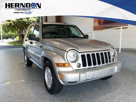 2007 Jeep Liberty for sale at Herndon Chevrolet in Lexington SC