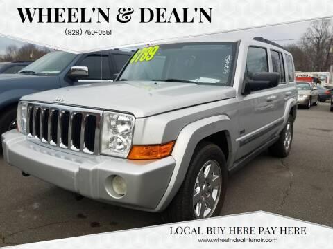 2007 Jeep Commander for sale at Wheel'n & Deal'n in Lenoir NC