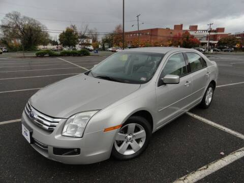 2007 Ford Fusion for sale at TJ Auto Sales LLC in Fredericksburg VA
