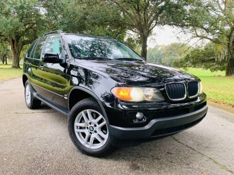 2005 BMW X5 for sale at FLORIDA MIDO MOTORS INC in Tampa FL