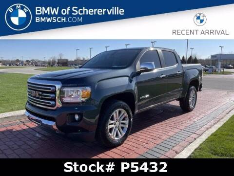 2018 GMC Canyon for sale at BMW of Schererville in Shererville IN