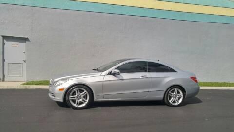 2013 Mercedes-Benz E-Class for sale at Rosa's Auto Sales in Miami FL