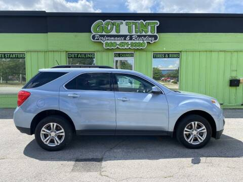 2014 Chevrolet Equinox for sale at GOT TINT AUTOMOTIVE SUPERSTORE in Fort Wayne IN