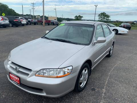 1999 Honda Accord for sale at Carmans Used Cars & Trucks in Jackson OH
