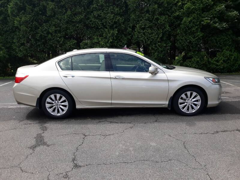 2014 Honda Accord for sale at Feduke Auto Outlet in Vestal NY
