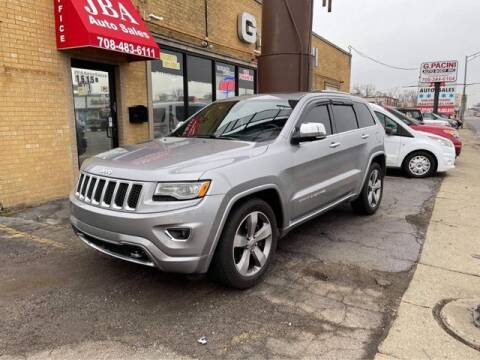 2014 Jeep Grand Cherokee for sale at JBA Auto Sales Inc in Stone Park IL