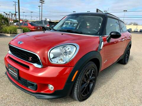 2015 MINI Paceman for sale at Performance Motors Killeen Second Chance in Killeen TX