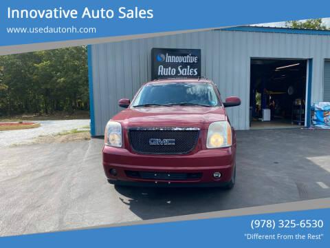 2007 GMC Yukon for sale at Innovative Auto Sales in North Hampton NH