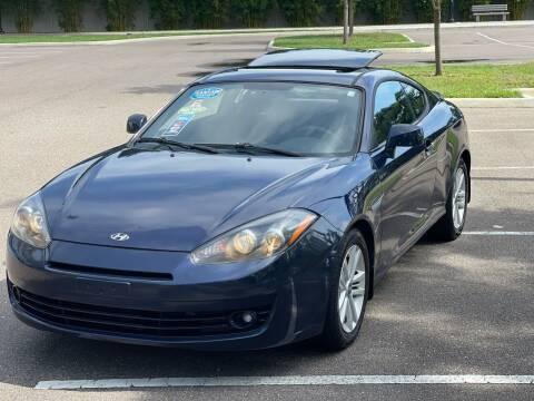 2008 Hyundai Tiburon for sale at Orlando Auto Sale in Port Orange FL