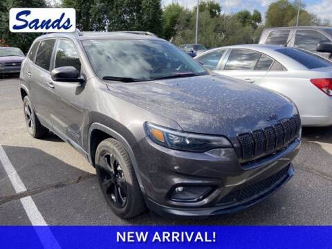 2020 Jeep Cherokee for sale at Sands Chevrolet in Surprise AZ